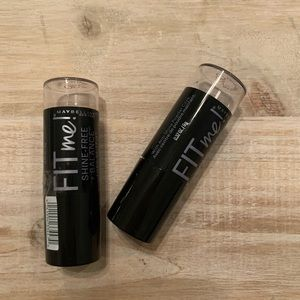 Lot of 2 Revlon Fit Me Foundation Sticks No 240